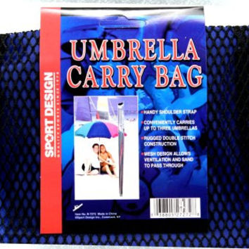 Deluxe Beach Umbrella Shoulder Carry Bag