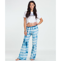Billabong Women's Midnight Hour Tie Dye Pant