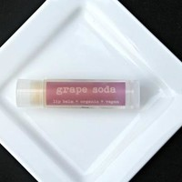 Grape Soda Vegan Lip Balm