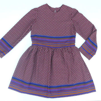 Girl Dress PDF Pattern mod. Sophie size 12m up to 10 years, Baby Girl clothing, INSTANT DOWNLOAD