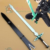 Sword Art Online Kirito Sword Dark Repulser For Sale