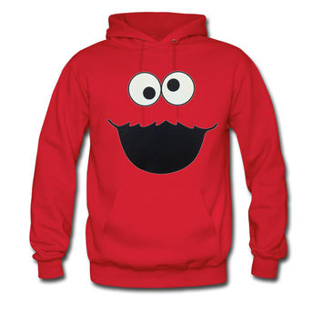 cookie monster sesame street hoodie sweatshirt