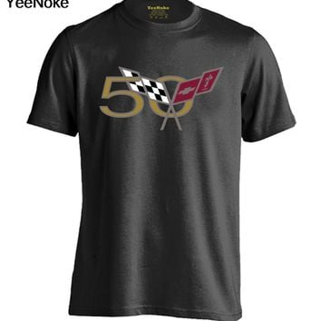 Corvette Cotton T shirt
