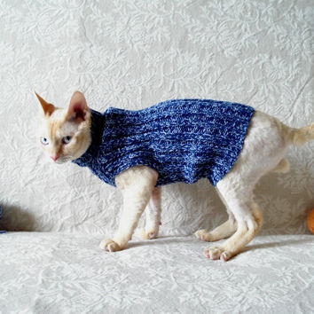 Hand Knitted Patterns For Dog And Cats Coats : Best Hand Knitted Jumpers Products on Wanelo