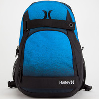 Hurley Honor Roll Backpack Black/Blue One Size For Men 25770818401