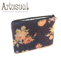"""Handmade wallet with japanese fabric. Collection """"Orient"""". M004"""
