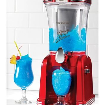 RSM850 | Retro Series™ Slush & Soft Serve Ice Cream Frozen Treat Maker | Nostalgia Electrics