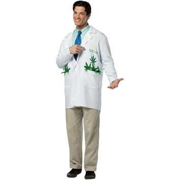 Dr Rhol A Doobie Lab Coat