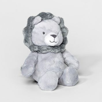 Baby Boys' Lion beanbag plush - Just One You® made by carter's Gray