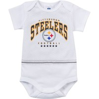 Pittsburgh Steelers Team Bodysuit - Baby, Size: