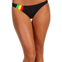 Volcom Stoned Dread Full Bottom Black - Zappos.com Free Shipping BOTH Ways