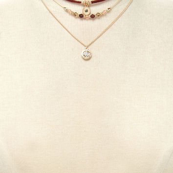 Choker Necklace Set | Forever 21 - 1000151951