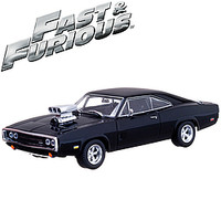 Dodge® 1970 Charger Fast And Furious Die Cast