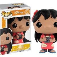 Funko Pop Disney: Lilo & Stitch - Lilo 124 4672