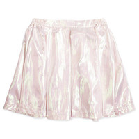 【UNIF】ラメプリーツスカート/PINK | CATEGORY | SKIRT | FAKE TOKYO.com