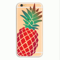 The New Pineapple Protective Case For  Iphone 6 6s  plus