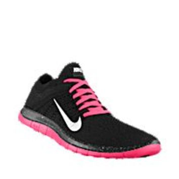 Nike Free 4.0 Flyknit iD Custom Women's Running Shoes - Black