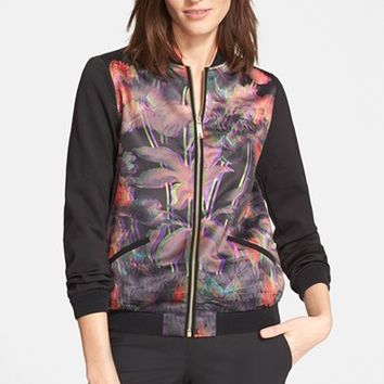 Women's Ted Baker London 'Tirril' Bomber Jacket