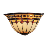 ELK Diamond Ring 2-Light Sconce In Burnished Copper - 08032-BC