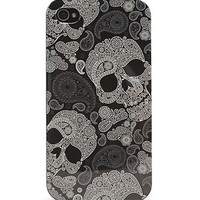 With Love From CA Paisley Skull iPhone Case at PacSun.com