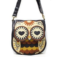 Loungefly Heart Eyes Owl Crossbody Bag   Little Moose   Cute bags, gifts, toys, jewellery and accessories from independent designers and famous brands