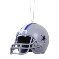 Dallas Cowboys NFL ABS Helmet Ornament