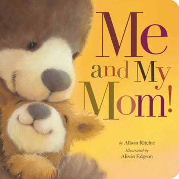 Me and My Mom Book