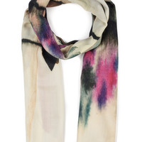Front Row Society Artist Cell Cashmere Scarf