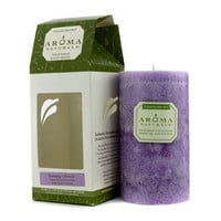 Authentic Aromatherapy Candles - Serenity (Ylang Ylang & Lavender) (2.75x5) inch