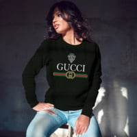 GUCCI Inspired Unisex Crew-neck Sweatshirt [05085]