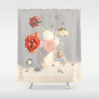 Inevitable outcomes Shower Curtain by anipani