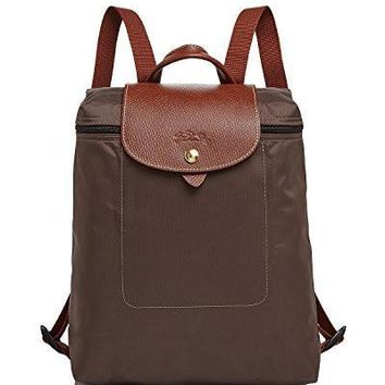 Longchamp Backpack - Le Pliage Terra - Beauty Ticks