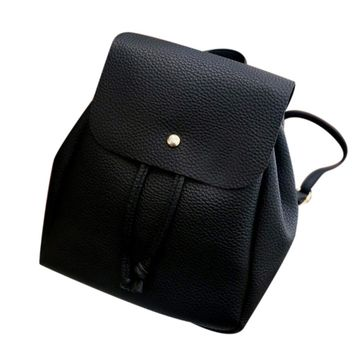 New Leather Stylish Korean Mini Rucksack Back Pack