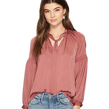 Lucky Brand Jenna Peasant Top