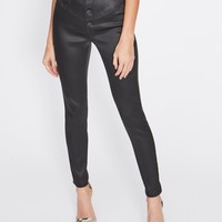 Shiny Corset Jeans | Miss Selfridge