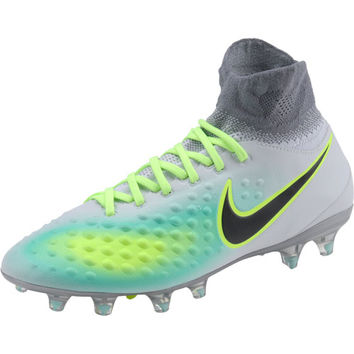 NIKE Youth Magista Obra II FG Firm Ground Soccer Cleats | SoccerSavings.com