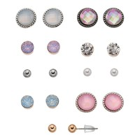 Apt. 9 Stud Earring Set (Yellow)