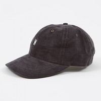 Norse Projects Norse Corduroy Sports Cap - Charcoal