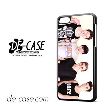 Jc Caylen Ricky Dillon Kian Lawley And Connor Franta DEAL-5839 Apple Phonecase Cover For Iphone 5C