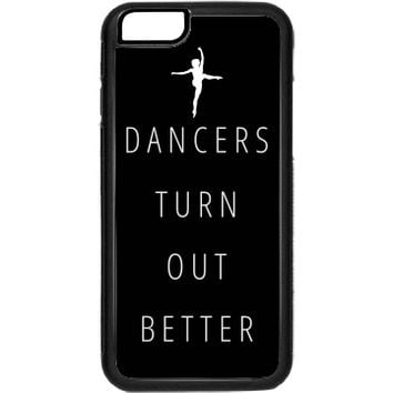 Dancers Rule Phone Case