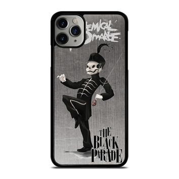 MY CHEMICAL ROMANCE BLACK PARADE iPhone Case Cover