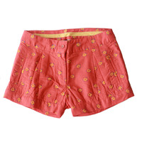 Stella McCartney Anna Girls Flower Print Shorts -332052 -  FINAL SALE