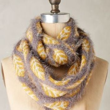Autumnal Infinity Scarf by Anthropologie