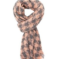 Basket Knit Wrap Scarf by Charlotte Russe