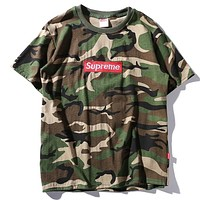 Trendsetter Supreme Women Men Fashion Casual Shirt Top Tee