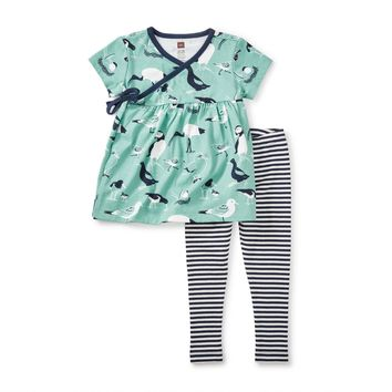 Seabirds Baby Outfit