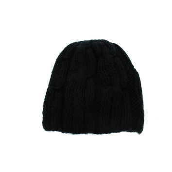 Vince Camuto Womens Cable Knit Fashion Beanie Hat