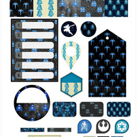 Star Wars Planner Stickers