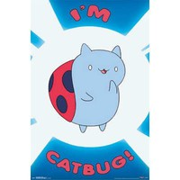 Bravest Warriors - Catbug Cartoon Poster