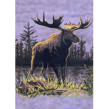 Moose G530 TOR Queen Blanket - Free Shipping in the Continental US!
